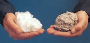 Comparing cellulose vs fiberglass aladdin insulation for Blown in insulation vs batts