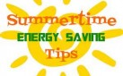 30 tips to save energy this summer