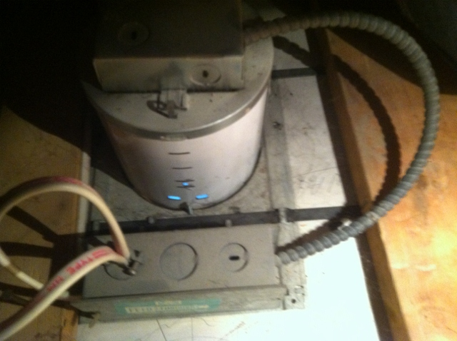 Recessed Lighting In Insulation Contact : It s so hot upstairs why wont my air conditioner keep up