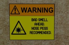 N, WARNING. BAD SMELL AHEAD