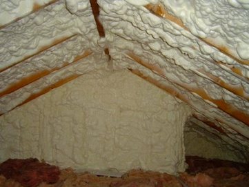 Is Spray Foam Insulation Safe For Your Home Aladdin