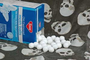Moth Balls For Pest Control Is Toxic To Humans And Pets