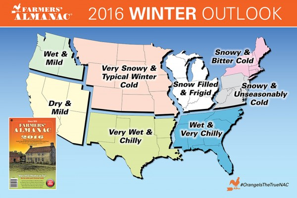 2016-us-weather-map-600x400 - Aladdin Insulation & Home ... on