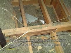 Attic Insulation Removal Beware Aladdin Insulation Home Improvements